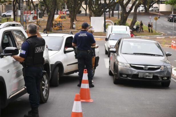 Guarda Municipal atendeu a mais de 300 ocorrências e 630 denúncias em março