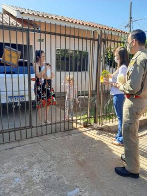 AGOSTO DOURADO: Doadoras de leite materno são homenageadas pela Norospar em Umuarama