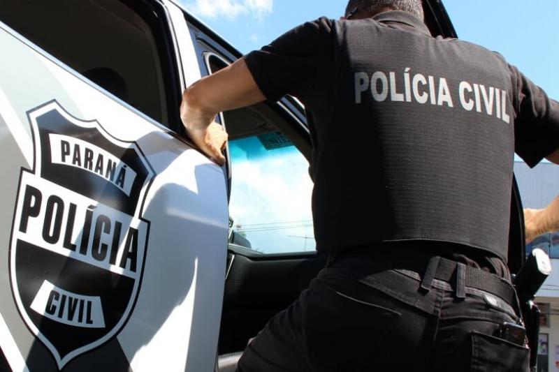 Polícia Civil de Cruzeiro do Oeste elucida crimes de estupro, extorsão e prende suspeito