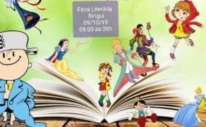 Escola Municipal de Umuarama realiza feira literária nesta quarta, 09