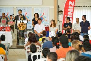 Projeto Visão do Futuro leva óculos a centenas de alunos da rede municipal de Umuarama