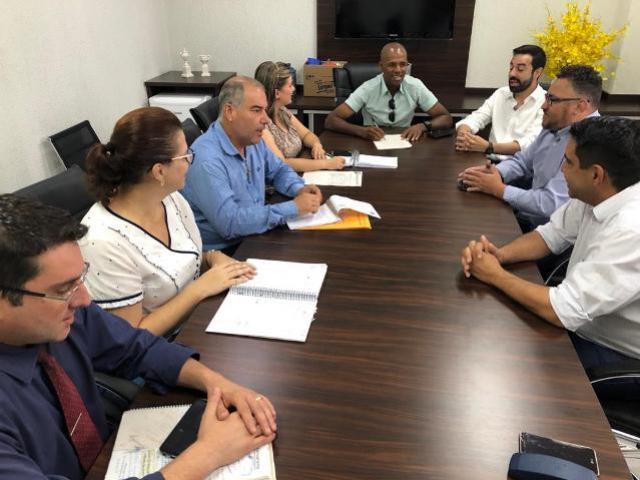 Presidência e Mesa Diretora intensificam planejamento de ações para 2019 em Umuarama