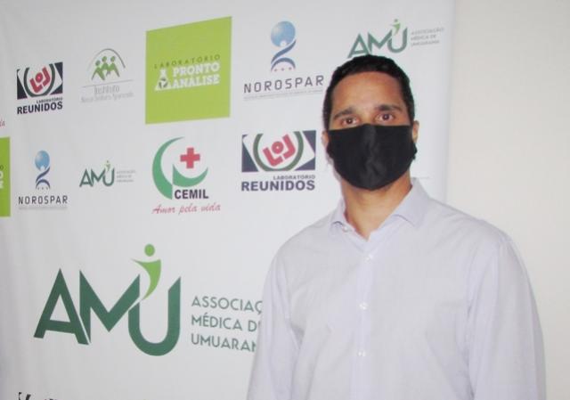 AMU cadastra médicos para atender emergência de covid-19