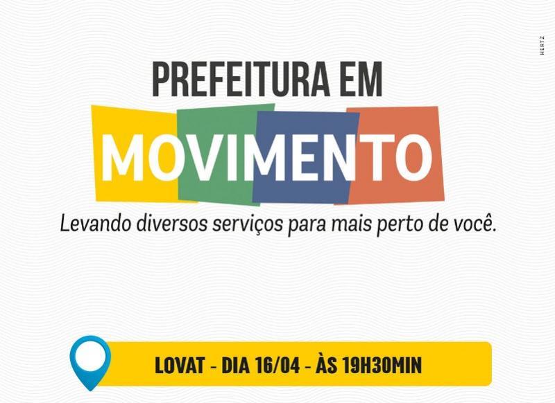 As festividades do 63º aniversário de Umuarama chegam ao distrito de Lovat
