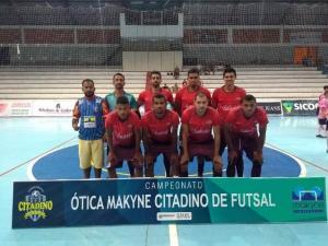 Chave Ouro do Citadino de Futsal inicia quartas de final na segunda-feira 13 em Umuarama