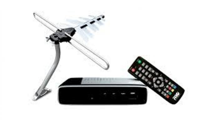 Famílias carentes de Umuarama podem receber kit gratuito para assistir TV digital