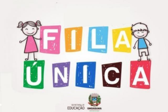 Educação de Umuarama orienta sobre matrículas na Educação Infantil pelo Fila Única