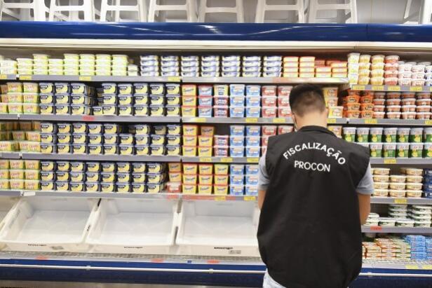 Pesquisa de preços do Procon aponta alta de 5,43% na cesta básica em abril