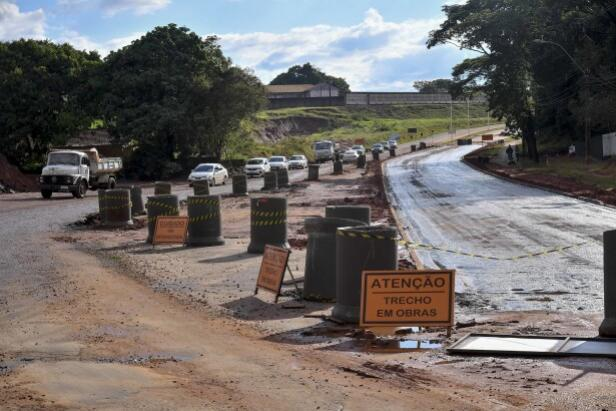 Duplicação da Avenida Portugal entra na etapa final com acesso e recapeamento