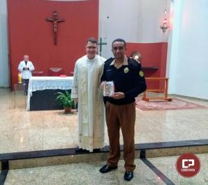 3º CRPM/25º BPM realiza Missa em comemoração aos 164 da PMPR em Umuarama