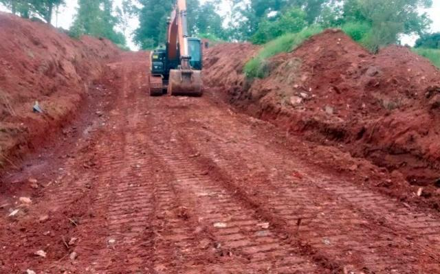 Estradas rurais devem estar recuperadas até o final de janeiro em Umuarama