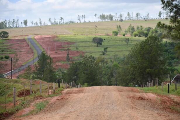 Parceria entre município e Sanepar garante conservação de propriedades na APA do Piava