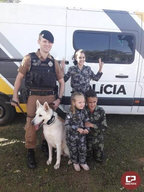 Equipe Rotam participa do evento Domicão no município de Umuarama