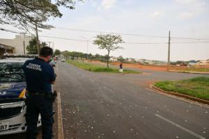Trânsito de Umuarama passa a ser fiscalizado com radar estático portátil