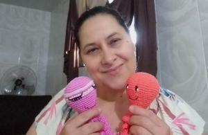 Norospar de Umuarama faz campanha para arrecadar linhas de crochê para o Projeto Polvo Amigo