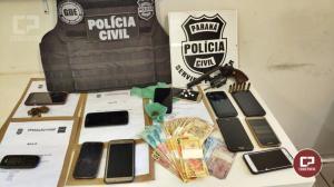 Polícia Civil de Umuarama deflagra a Operação Poinê para apurar crime de homicídio