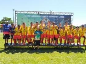 ACI/Aceru vence nos pênaltis Interbairros e Distritos de Futebol Sub-17 Masculino