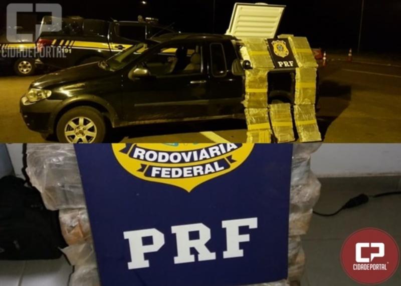 Idoso de 64 anos é preso por tráfico de drogas em Alto Paraíso