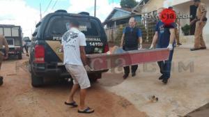 Mulher surta e mata marido a facadas em Tapejara