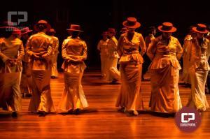A Cia de Dança IFPR Schubert participou da 5ª Mostra de Dança na Capital da Amizade