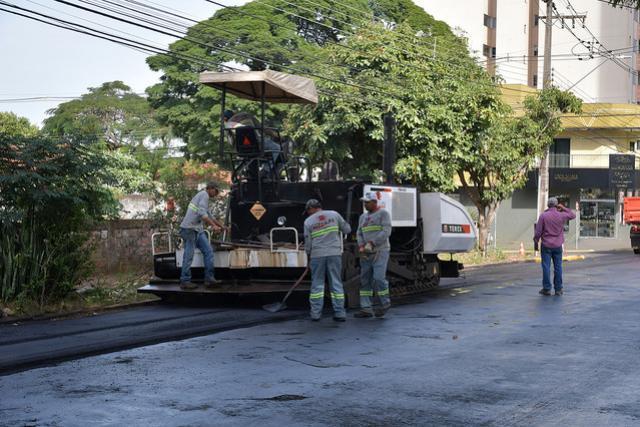 Recapeamento asfáltico será iniciado na Avenida Maringá, neste sábado em Umuarama