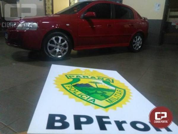Mulher foge de abordagem, mas é presa pelo BPFron em Guaíra/PR