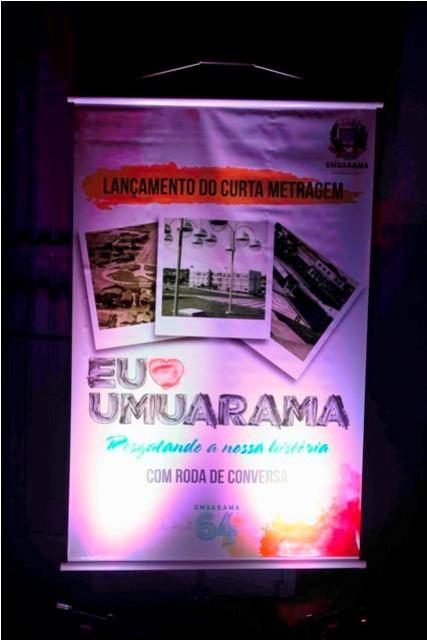 Curta-metragem e roda de conversa relembram histórias de Mário Oncken em Umuarama