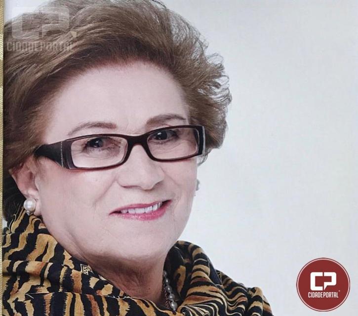 Elivira Santos Moreira, a Dona Santa do Cartório será titulada Cidadã Honorária nesta sexta-feira, 13