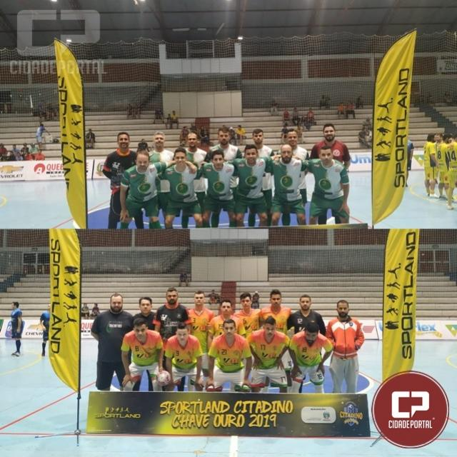 Sportland Citadino de Futsal tem primeiro jogo da final nesta sexta, 13, em Umuarama