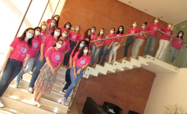 Instituto Nossa Senhora Aparecida de Umuarama unifica campanhas Outubro Rosa e Novembro Azul