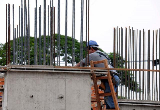 Construção civil manteve o ritmo em novembro