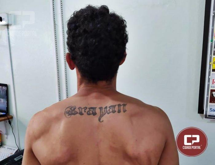 Uma pessoa foi presa pela Polícia Militar após assaltar um Pronto Atendimento em Tapejara