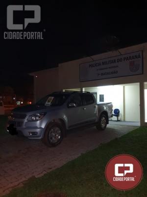 Uma pessoa é presa por roubo e cárcere privado em Tapejara