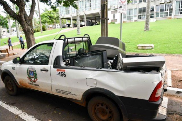 Bairro Saudável em Umuarama permite o descarte correto de eletrônicos