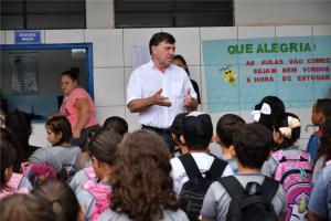 Programa Educacional de Resistência às Drogas é retomado nas escolas de Umuarama