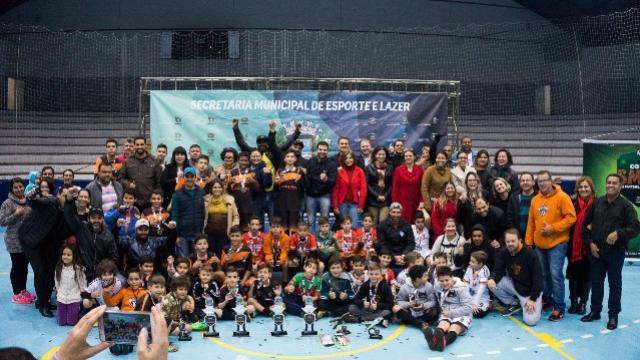 Vem aí mais uma edição da Copa Smel de Futsal Infantil em Umuarama