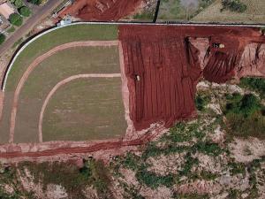 Mais um trecho do Poliesportivo em Umuarama começa a ser revitalizado