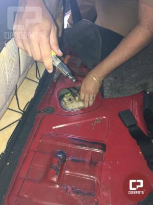 Posto Policial Rodoviário de Iporã apreende grande quantidade de drogas