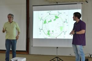 Projeto prevê a modernização da Praça Santos Dumont em Umuarama