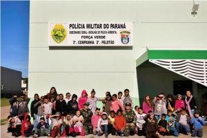 Dia do Meio Ambiente de Umuarama teve plantio de mudas nativas na APA do rio Piava