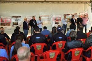 Dia de campo em Umuarama alerta sobre importância de combater as formigas cortadeiras