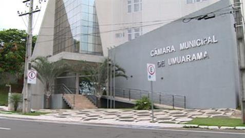 Câmara de Umuarama vota 14 projetos do Executivo nesta segunda