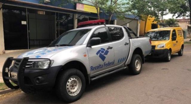 Receita Federal apreende mercadorias irregulares no correio de Umuarama