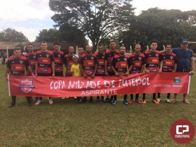 Neste domingo, 15, Copa Amizade de Futebol em Umuarama tem finais de aspirantes e titulares