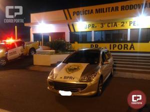 Polícia Rodoviária de Iporã apreende aproximadamente 200 aparelhos receptores de sinal de TV