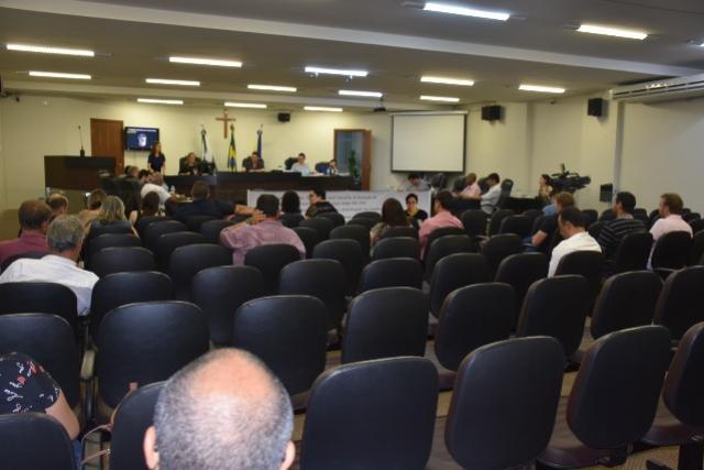Vereadores aprovam, em extraordinária, alteração na Lei do Plano Diretor Municipal em Umuarama