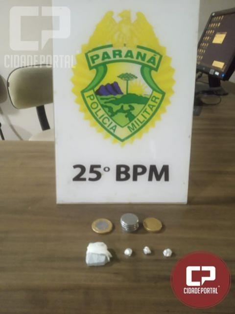 Policiais Militares apreendem menor por ato infracional em Umuarama