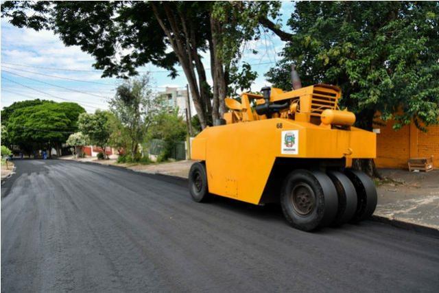 Prefeitura de Umuarama recupera asfalto com nova etapa de reperfilamento