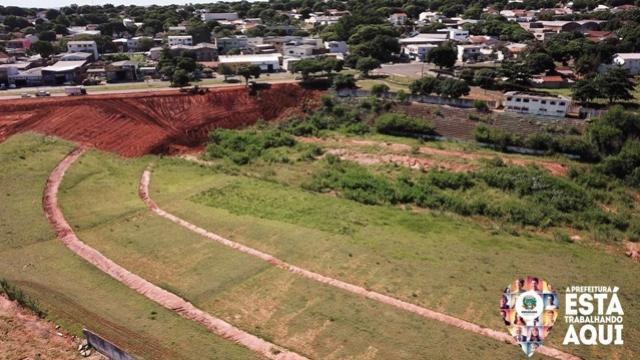 Prefeitura de Umuarama inicia mais uma etapa da implantação de parque ecológico