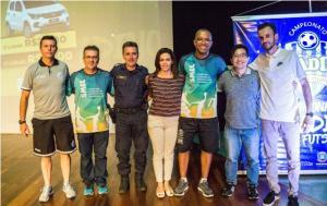 Arbitral define grupos das chaves Ouro e Prata do Citadino de Futsal em Umuarama